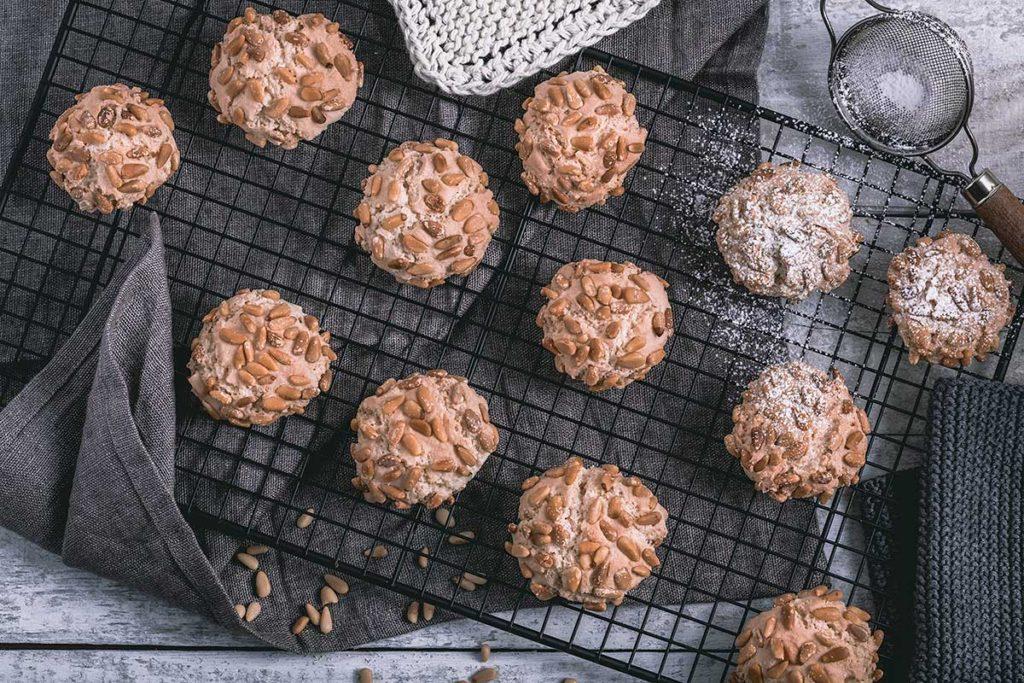 Pignoli Italian Cookies