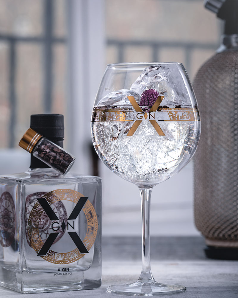 X-Gin Cocktail